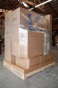 motor freight packing and shipping services near me