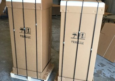 specialty packing services